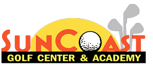 Suncoast Golf Center & Academy Sticky Logo Retina