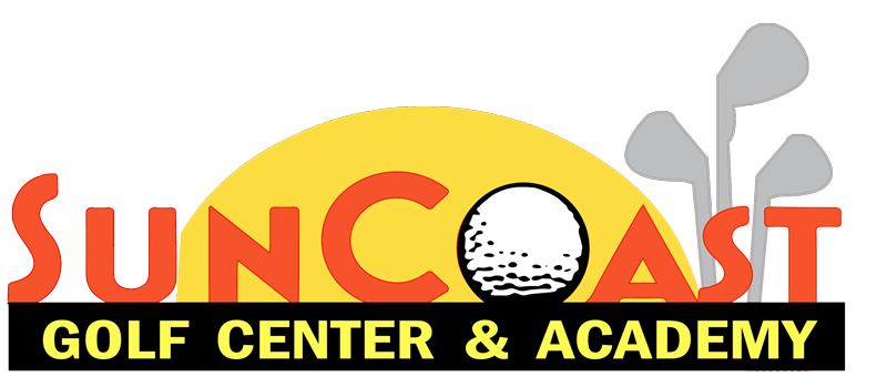 Suncoast Golf Center & Academy Retina Logo